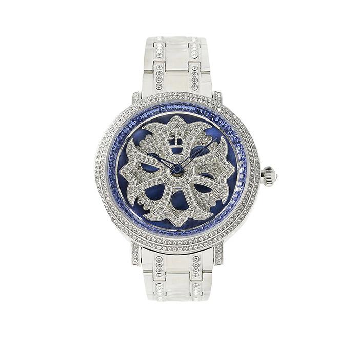 brillamico lilylimited46mm blue-silver 正面