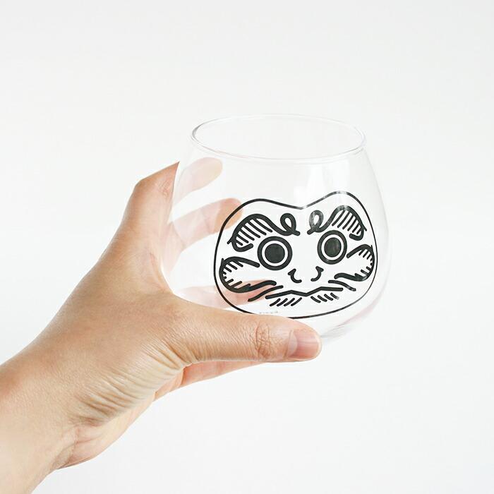 Floydダルマグラス商品使用イメージ