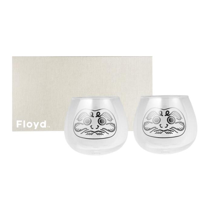Floydダルマグラス紙箱イメージ