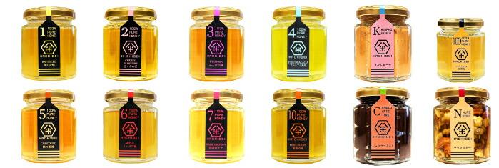 はちべい国産純粋はちみつ|八米のはちみつは、おしゃれなギフトとして大人気の国産ハチミツです。