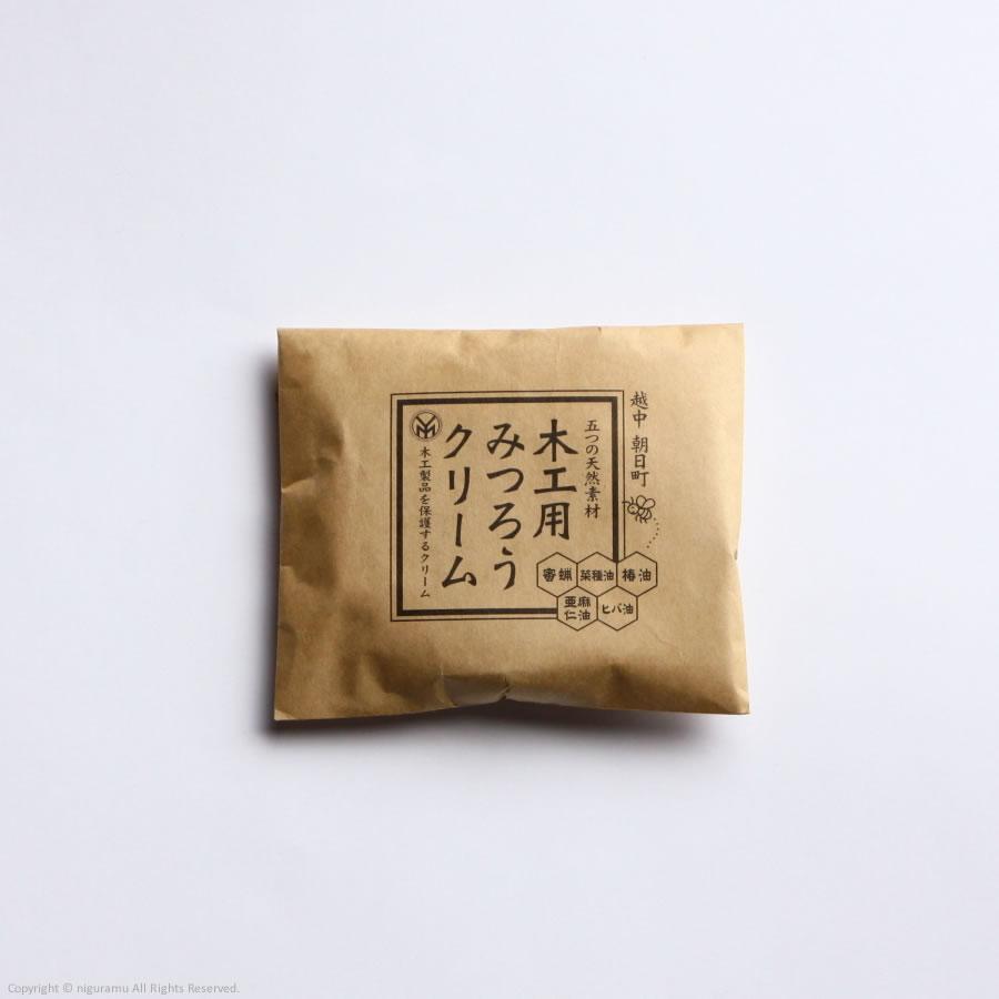 木工用みつろうクリーム / 40g