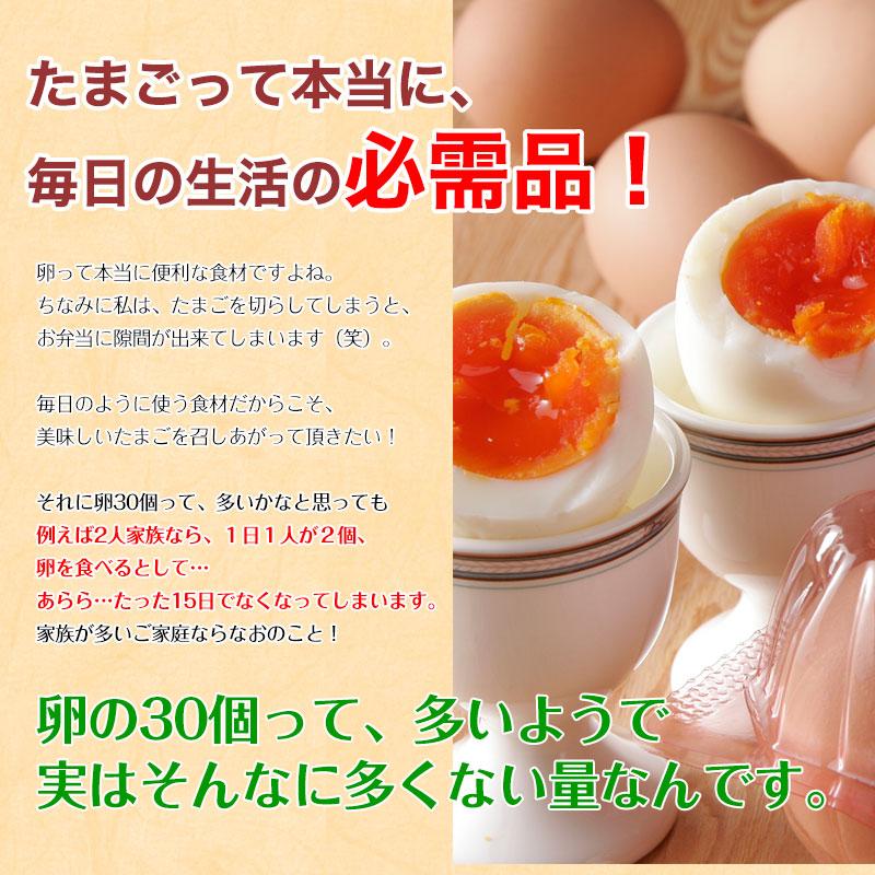 卵って生活の必需品だと思います。