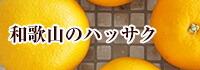 和歌山の八朔 ハッサク