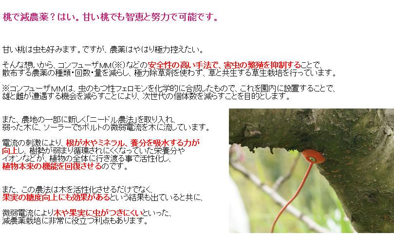 弱った木の活性化