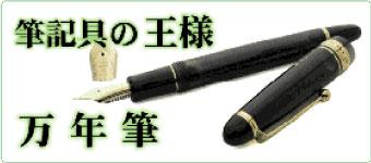筆記具の王様 万年筆