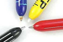 1本のペンに4機能
