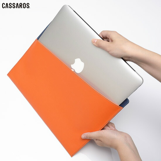 CASSAROS キャサロス クリアファイルケース A4