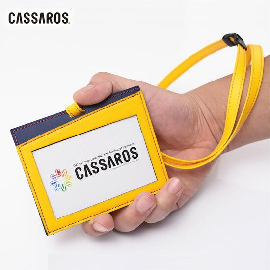 CASSAROS キャサロス IDカードケース