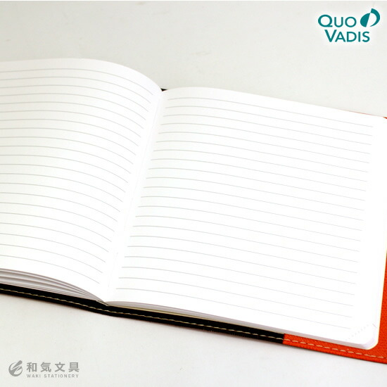 後半は豊富なノートページ