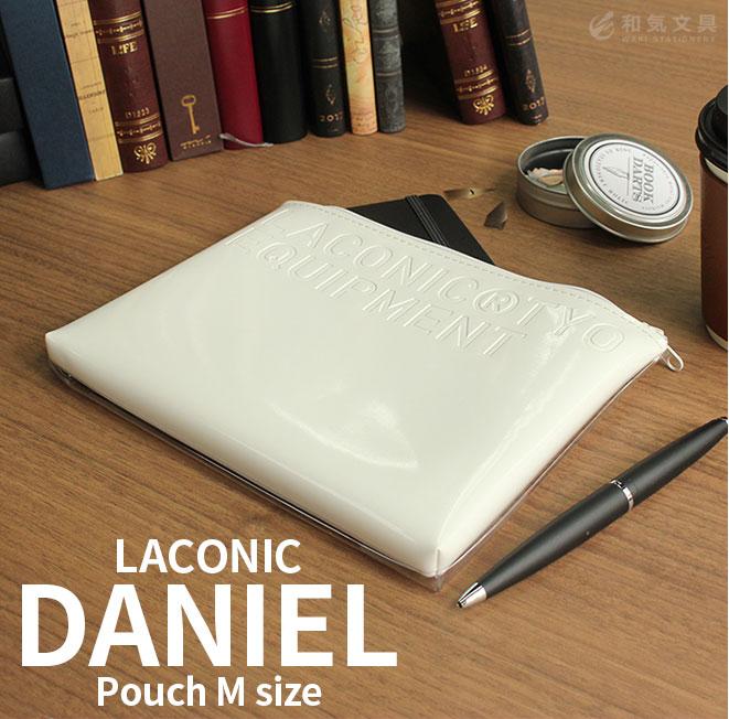ラコニック LACONIC  ダニエルポーチM DANIEL ダニエル