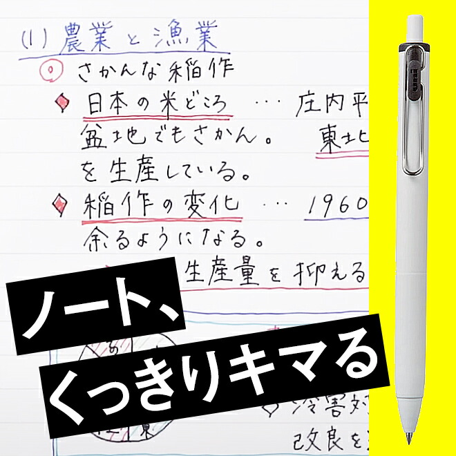 三菱鉛筆 ユニボール ワン uni-ball one ゲルインクボールペン 0.38mm 8色セット