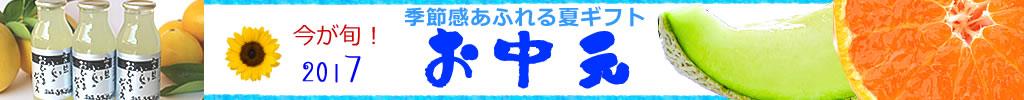 2017お中元特集