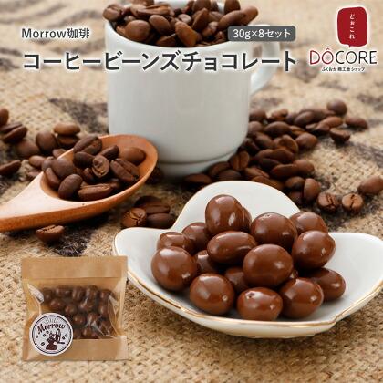 コーヒービーンズチョコレート 30g×8セット