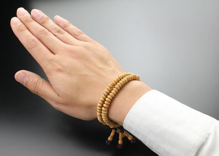 数珠ブレスレット,天竺菩提樹