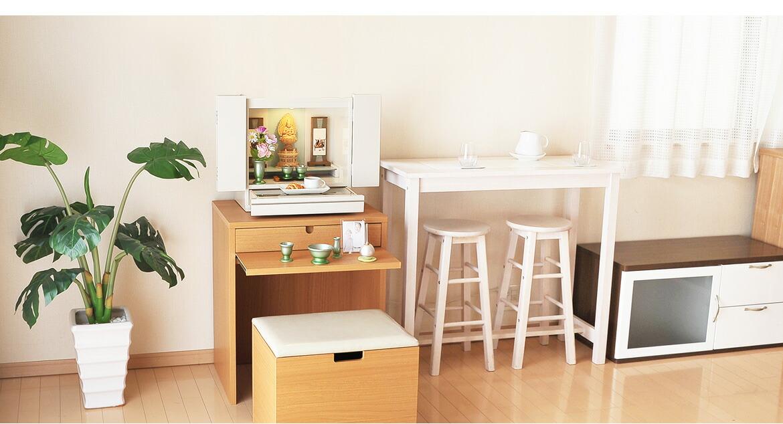 アクア2 ホワイト 洋室設置イメージ