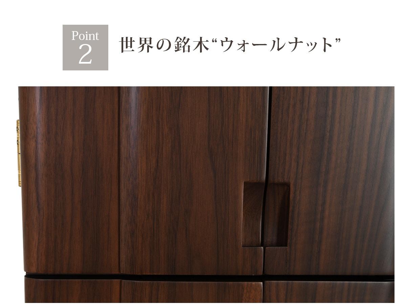 """Point2 世界の銘木""""ウォールナット"""""""