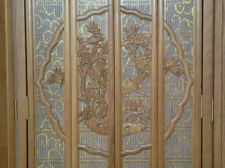 大型唐木仏壇