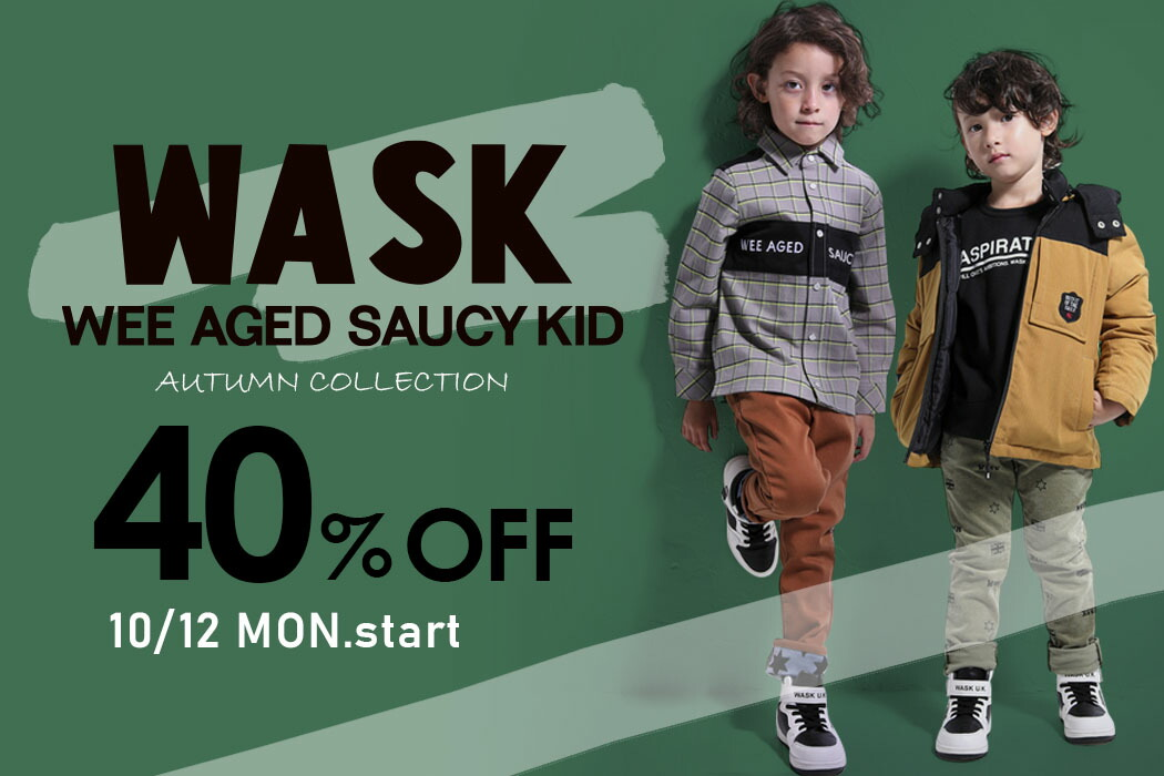 wask40%OFF
