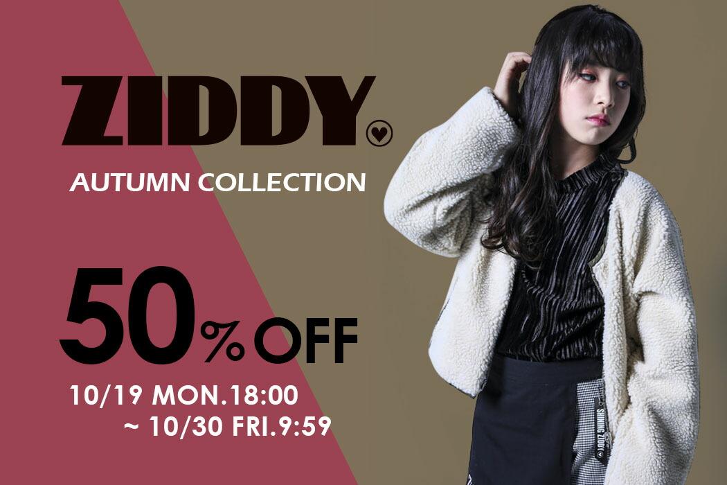 ziddy50%OFF