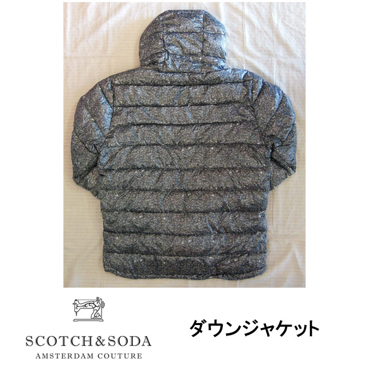 SCOTCH&SODA(スコッチ&ソーダ)ダウンジャケット商品画像3