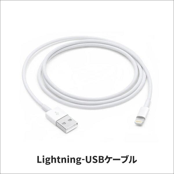 Apple純正ライトニングケーブル
