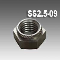 SUSカレイナットSS2.5-09