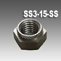 SUSカレイナットSS3-15SS