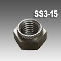 SUSカレイナットSS3-15