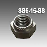 SUSカレイナットSS6-15SS