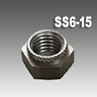 SUSカレイナットSS6-15