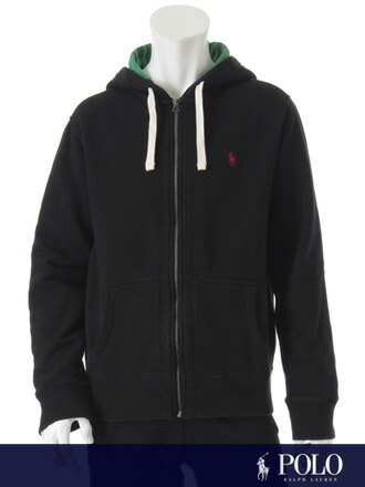 Polo zip up hoodies