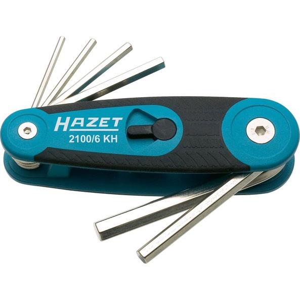【送料無料】HAZET 六角棒レンチ 2100/6KH DIY