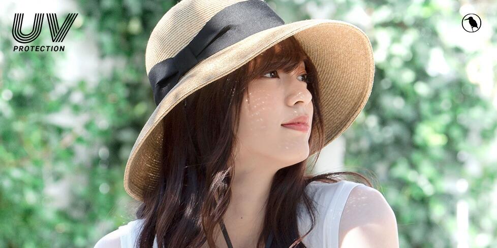 イロドリ ブレード帽