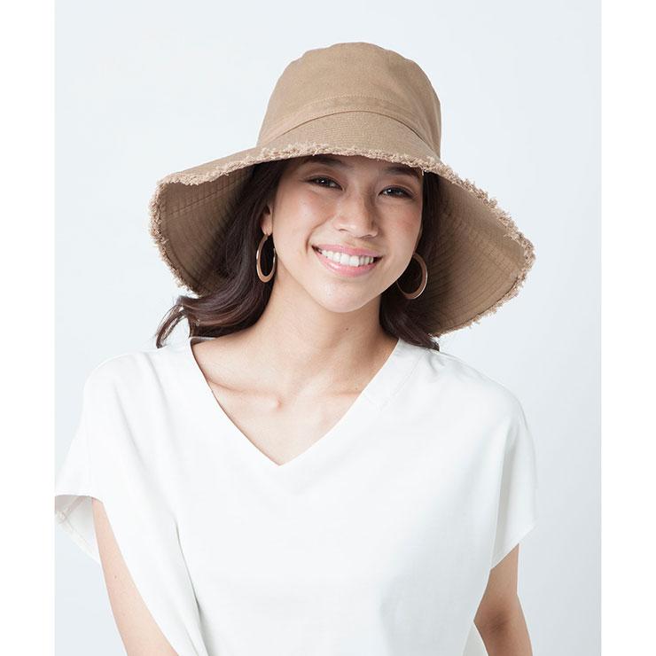 カブロカムリエ UV 帽子 / ヌガー