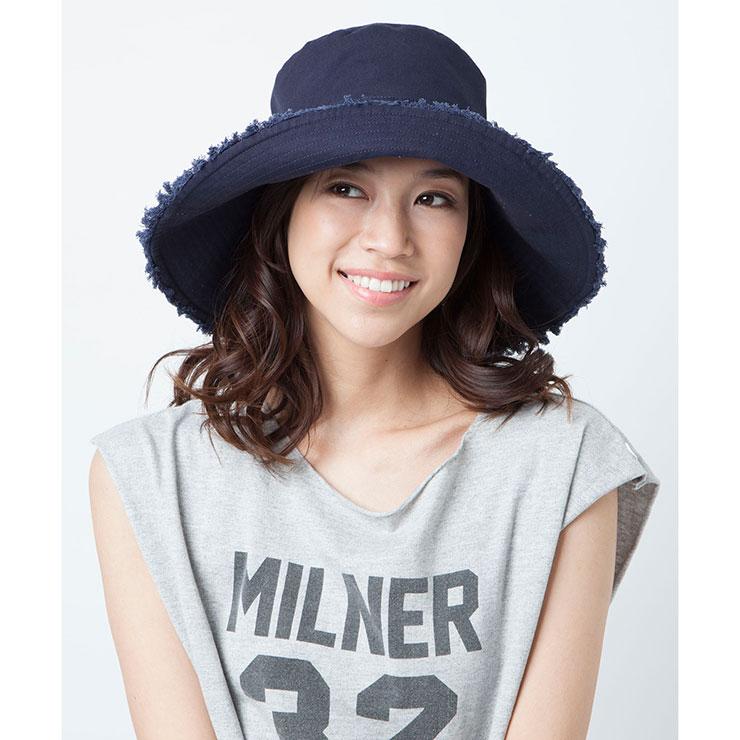 カブロカムリエ UV 帽子 / ネイビー