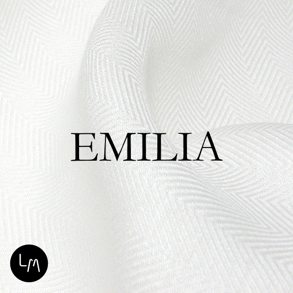 リネン生地 エミリア オフホワイト リネン100% リトアニア製