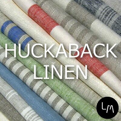 リネン生地 ハッカバック織り一覧 リネン100% リトアニア製
