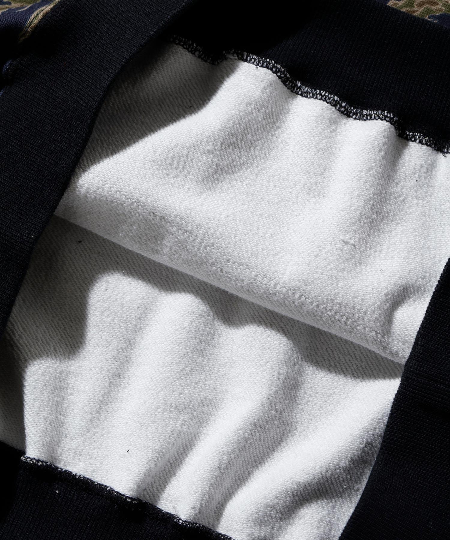 XLE01(エクストララージ)通販|CAMO PULLOVER HOODED SWEAT