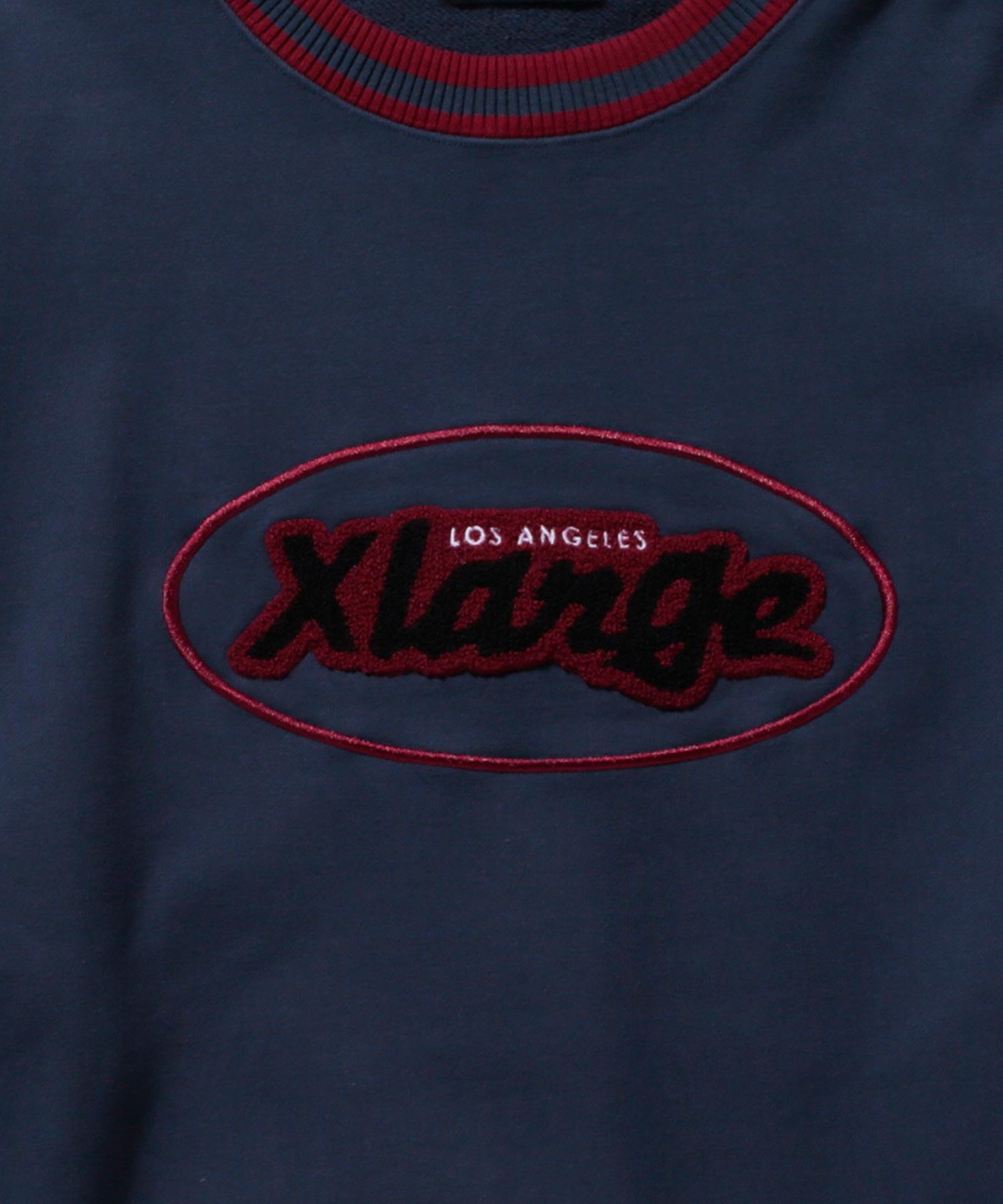 XLE01(エクストララージ)通販 RETRO CREW NECK SWEAT