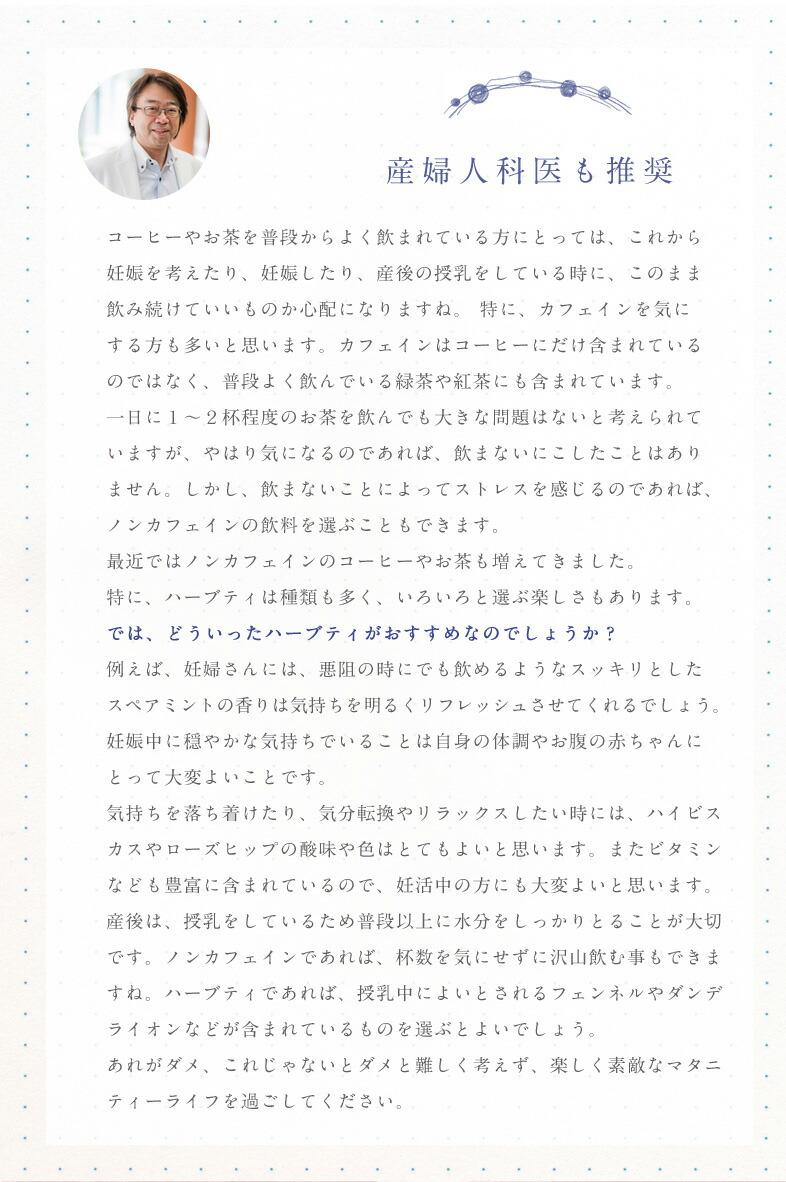 キャリネス漢方ハーブティー・望
