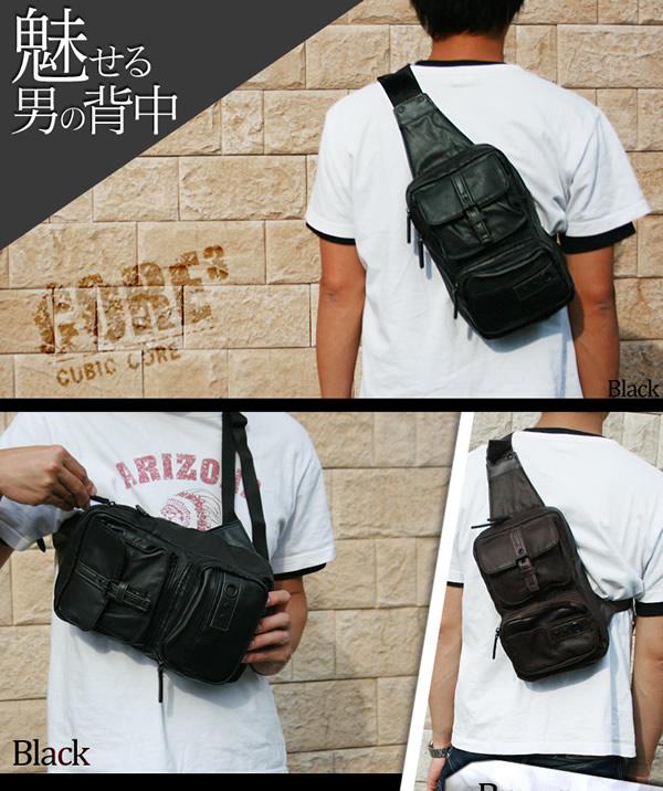 cameron | Rakuten Global Market: /CUBIC CORE/ for bag / men / body ...