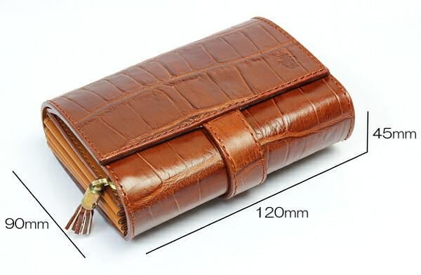 1f73e0c905b1 フェリージ Felisi 財布 ウォレット ショート クロコ型押し イタリア製 メンズ