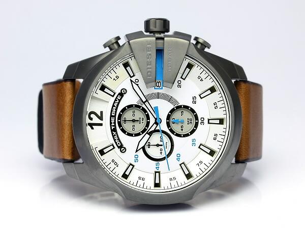 cameron  boil diesel diesel watch leather dz4280 men watch