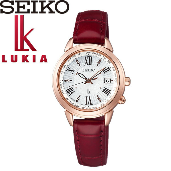 69c4819d11 【送料無料】seiko LUKIA セイコー ルキア 腕時計 ウォッチ レディース 女性用 ソーラー 10気圧防水 ssqv022:CAMERON -  fd52a - anmima.sk