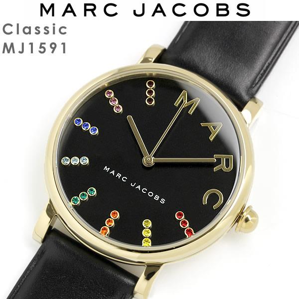 1f319e227b マークジェイコブス MARC JACOBS 腕時計 レディース Classic クラシック MJ1591
