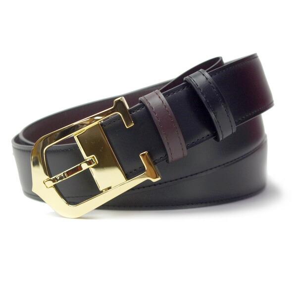 outlet store sale 8ebfd 690fa カルティエ Cartier ベルト L5000171 ブラック×ダークブラウン ...
