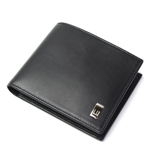 00c2330ec9d0 Dunhill ダンヒルサイドカーブラック財布 2つ折り財布. QD3070 ブラック. 商品画像