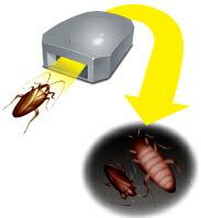 ガーデニングのゴキブリ対策 アース製薬