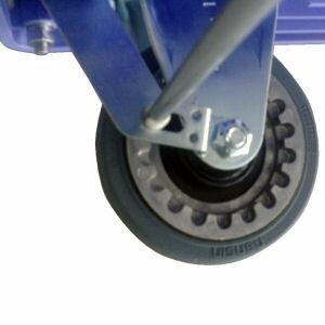 サイレントマスター プッシュ式ブレーキ付[N-DSK-301B2]