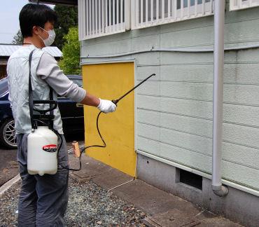 大日本除虫菊株式会社 カメムシ用キンチョール乳剤